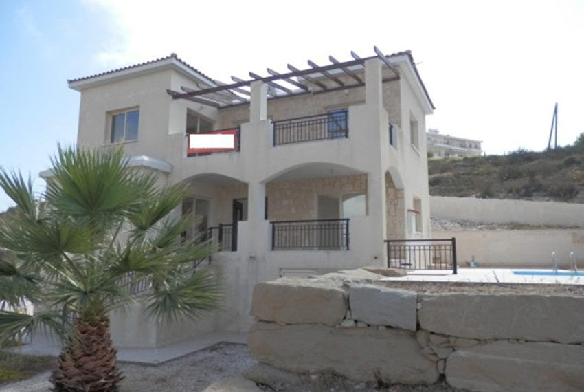Villa for sale with panoramic views in Tsada Cyprus12