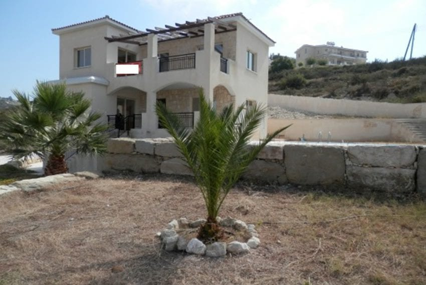 Villa for sale with panoramic views in Tsada Cyprus13