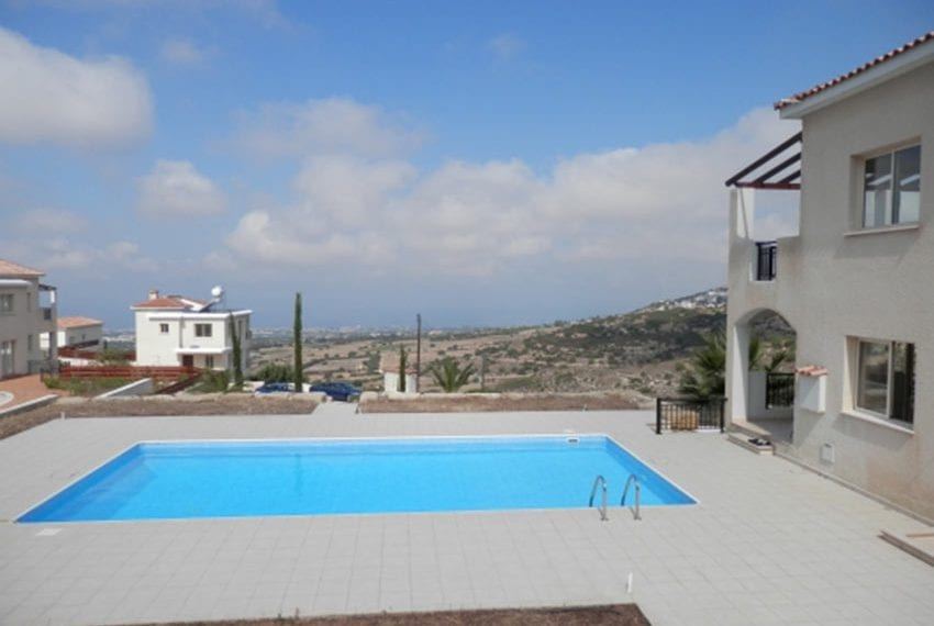 Villa for sale with panoramic views in Tsada Cyprus15