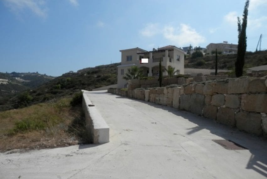 Villa for sale with panoramic views in Tsada Cyprus16
