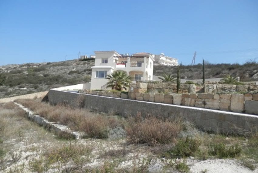 Villa for sale with panoramic views in Tsada Cyprus18