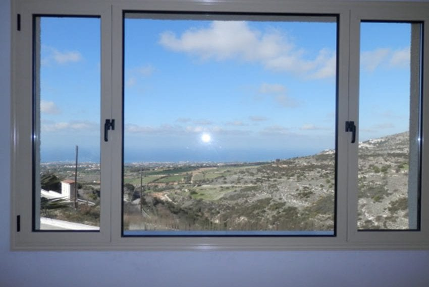 Villa for sale with panoramic views in Tsada Cyprus19
