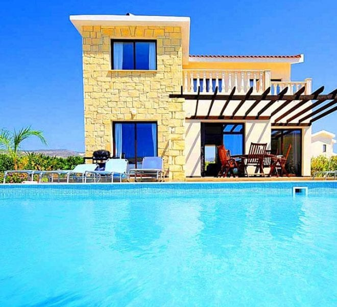 Coral Bay luxury villas for sale in Paphos Cyprus