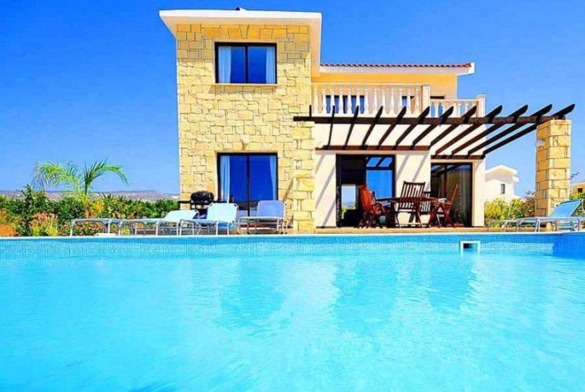 Coral Bay luxury villas for sale in Paphos Cyprus