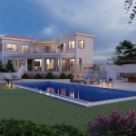 Luxury villa for sale in Sea Caves Paphos Cyprus