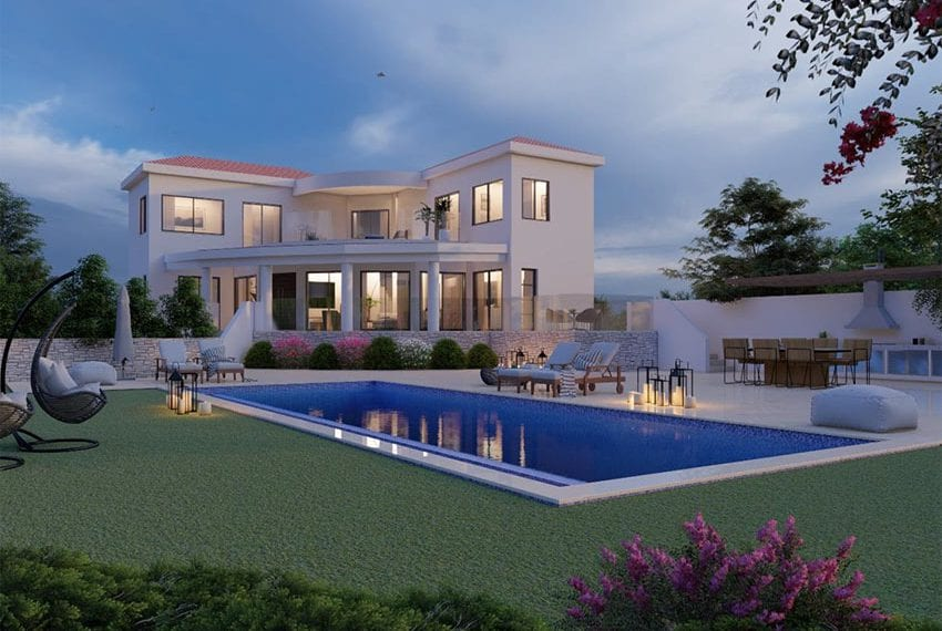 Luxury villa for sale in Sea Caves Paphos Cyprus01