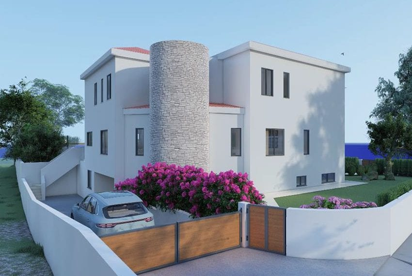 Luxury villa for sale in Sea Caves Paphos Cyprus16