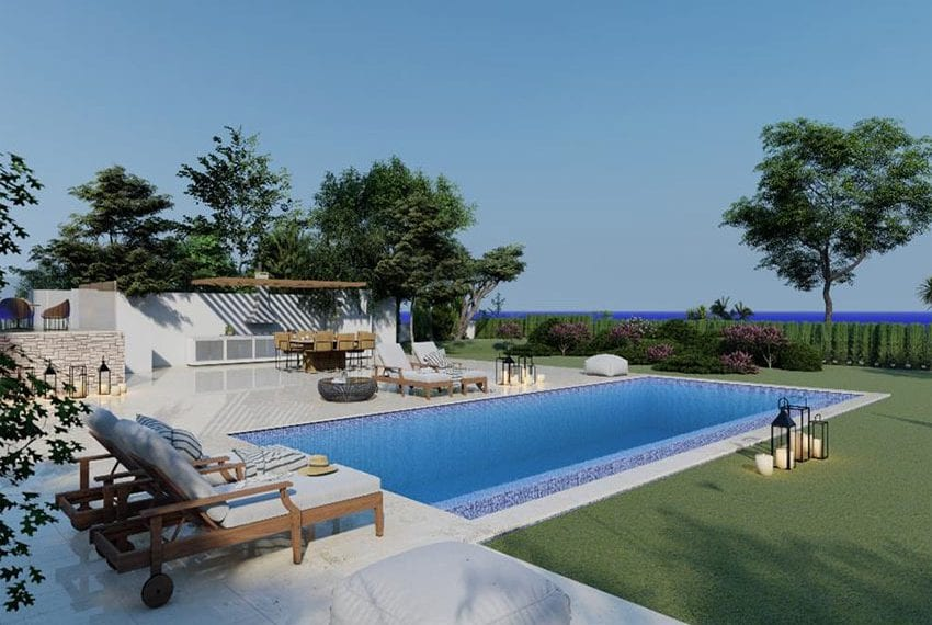 Luxury villa for sale in Sea Caves Paphos Cyprus17