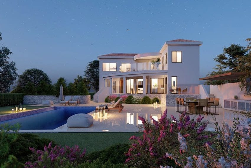 Luxury villa for sale in Sea Caves Paphos Cyprus19