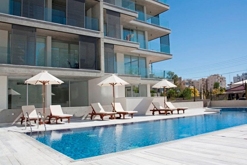 Modern apartments for sale near beach Limassol