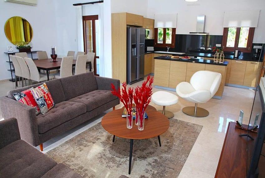 For rent luxury 3 bedroom villa at Aphrodite Hills Cyprus05