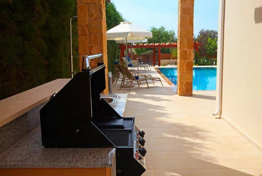 For rent luxury 3 bedroom villa at Aphrodite Hills Cyprus20