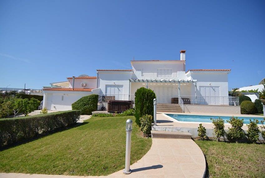 Villas for sale with sea views Cypru Latchi