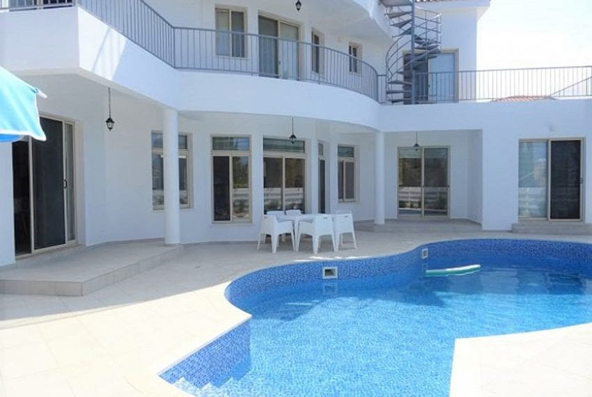 Luxury 4 bed villa for rent in Akamas 05