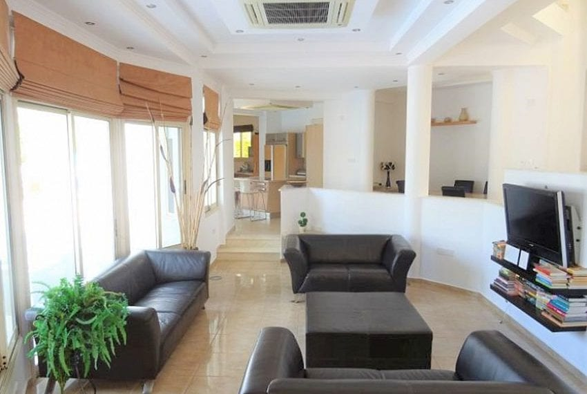 Luxury 4 bed villa for rent in Akamas 10