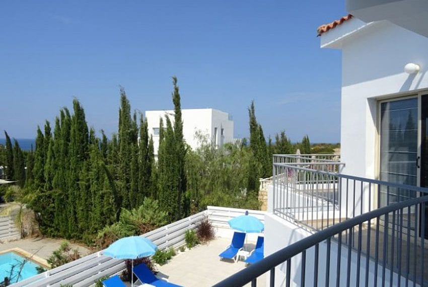 Luxury 4 bed villa for rent in Akamas 19