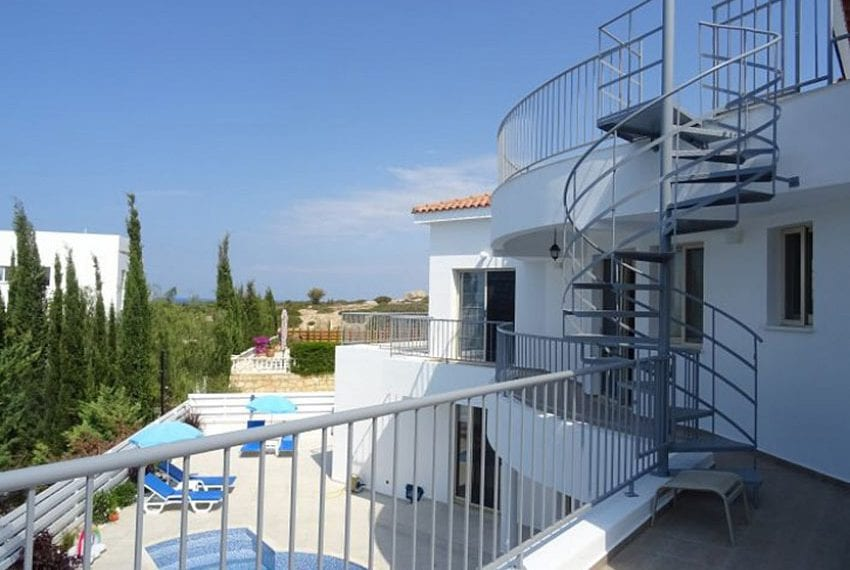 Luxury 4 bed villa for rent in Akamas 20