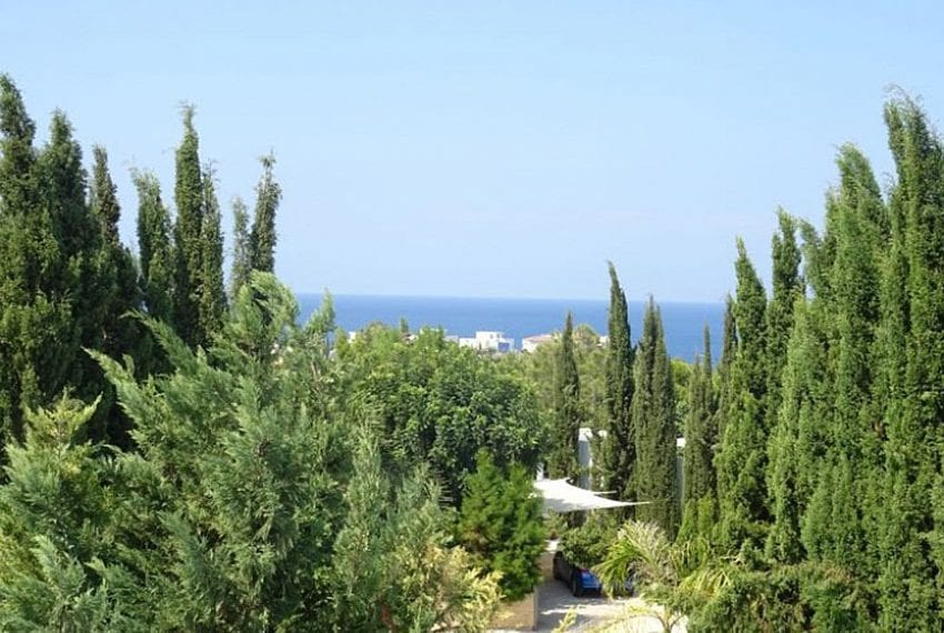 Luxury 4 bed villa for rent in Akamas 21