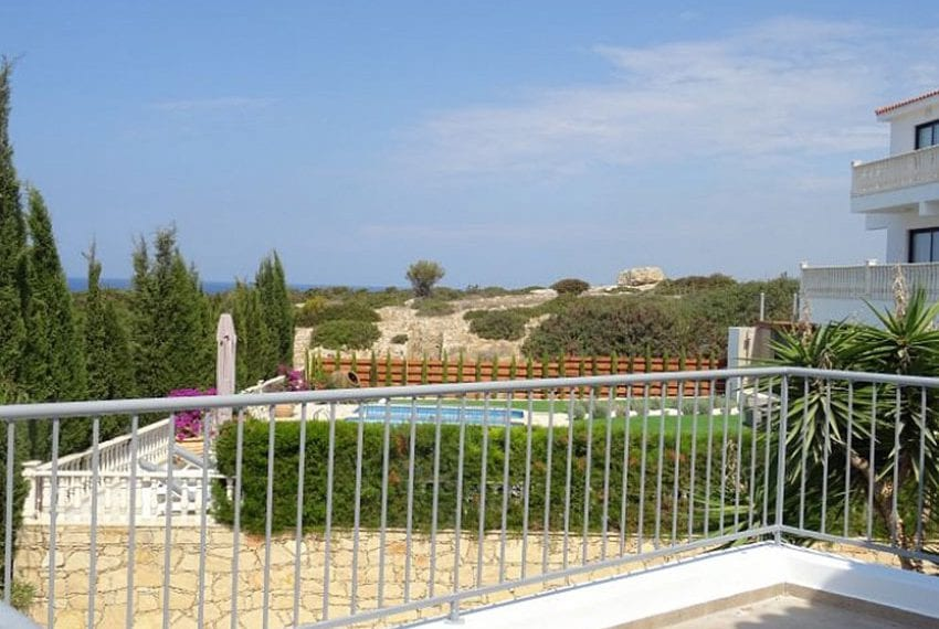 Luxury 4 bed villa for rent in Akamas 24