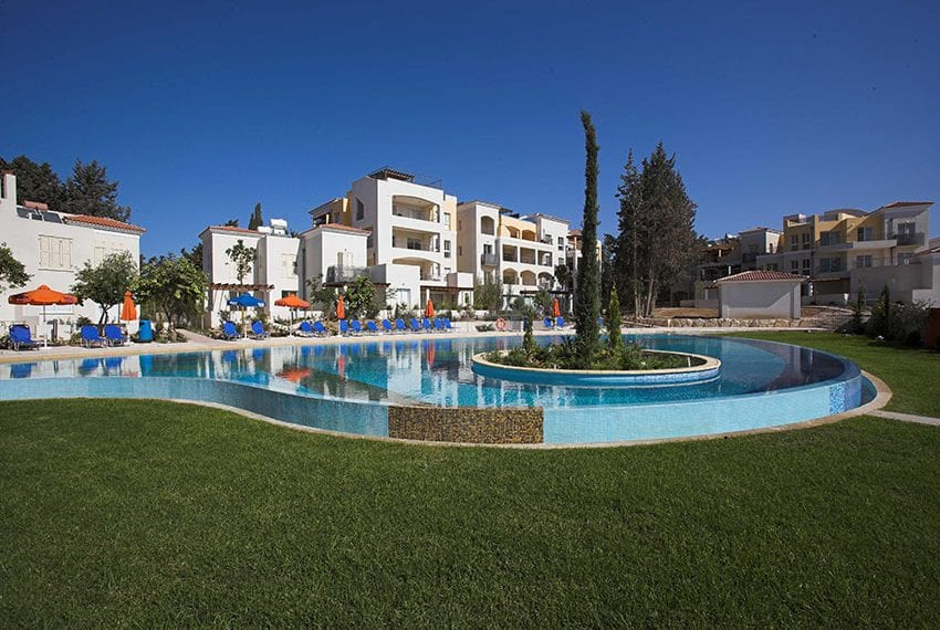 2 bedroom townhouse for sale Kato Paphos Cyprus02