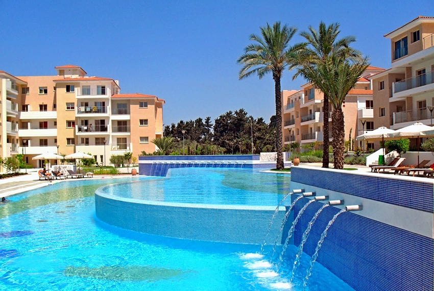 Elysia Park Paphos apartment for sale 13