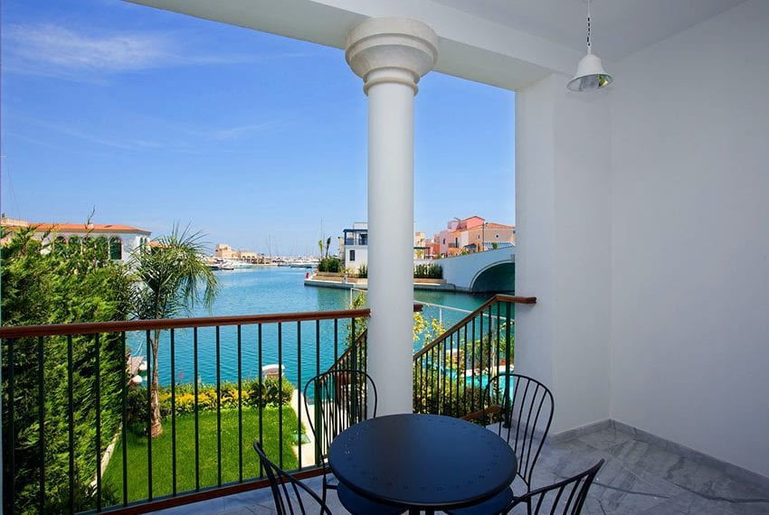 2 bedroom villa for rent in Limassol marina14