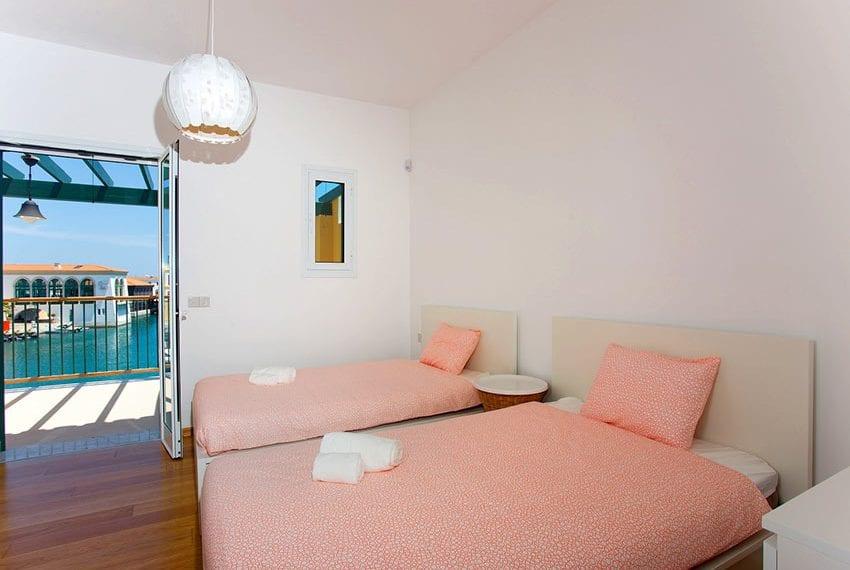 2 bedroom villa for rent in Limassol marina10