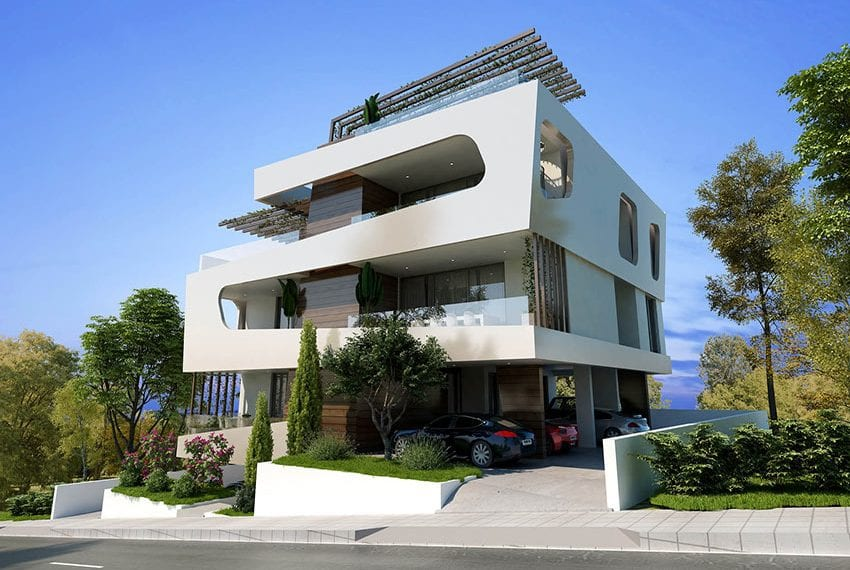 Modern apartment block for sale in Limassol, Cyprus06