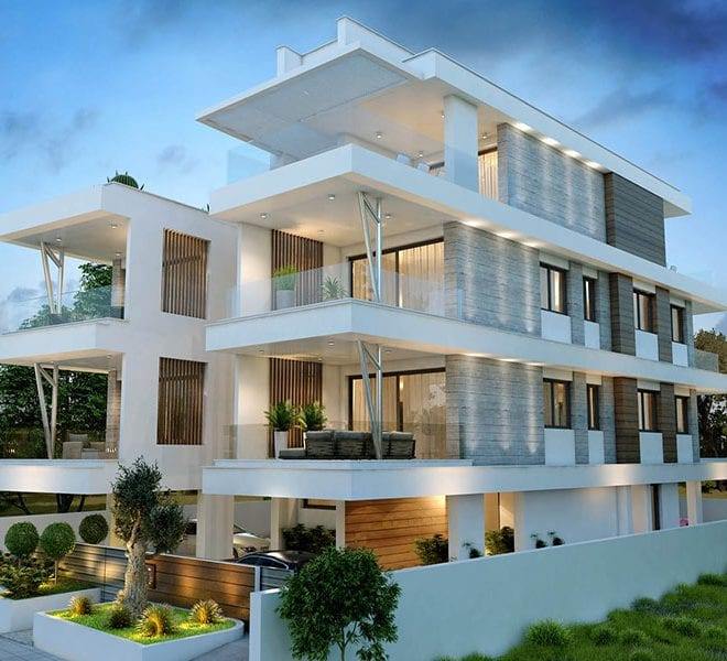New 2 bedroom apartment for sale near beach Limassol