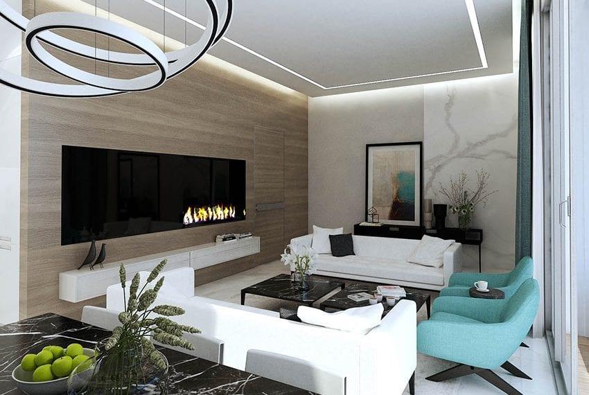 3 bedroom modern vila for sale in Limassol, Cyprus17