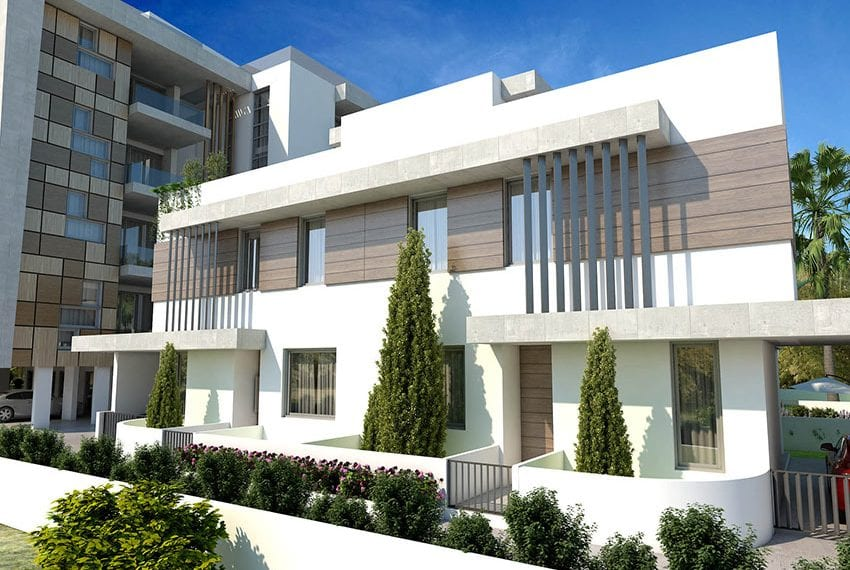 3 bedroom modern vila for sale in Limassol, Cyprus09