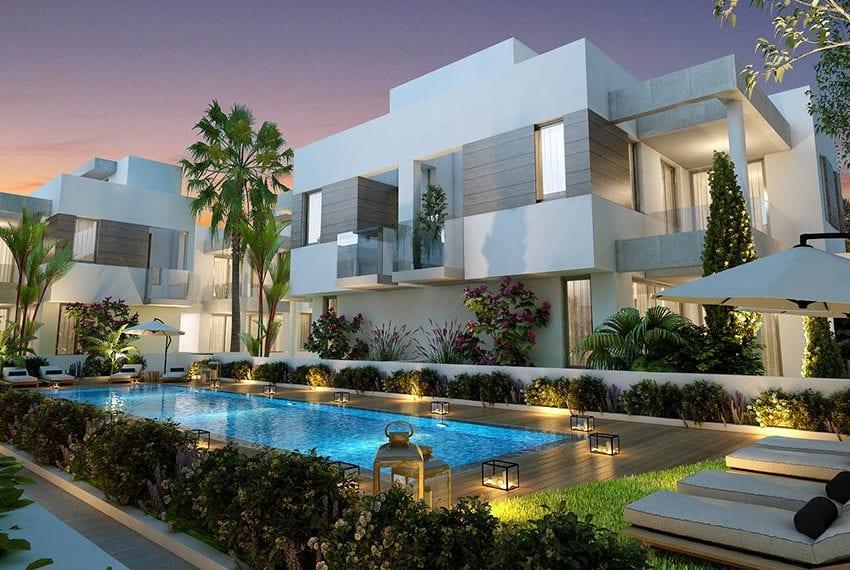 3 bedroom modern vila for sale in Limassol, Cyprus