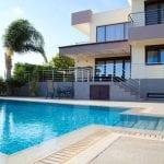 Luxury villa for sale in Limassol Sfalaggiotissa Area