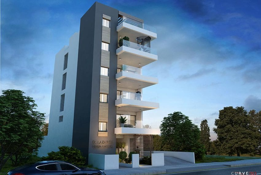 Luxury apartments for sale in Larnaka Cyprus01