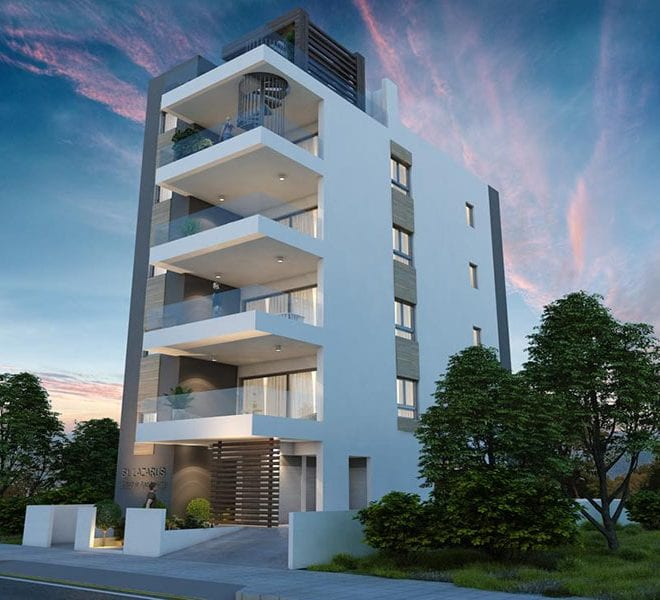 Luxury apartments for sale in Larnaka Cyprus20