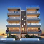 2 bed apartment for sale in Larnaka Faneromeni area