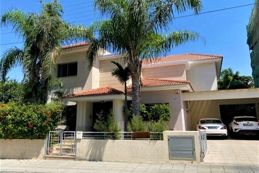 5 bedroom villa for sale in Limassol Germasogeia01