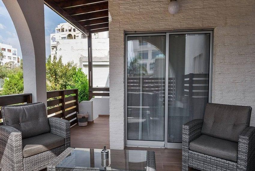1 Bedroom Ground Floor Apartment at Agios Tychonas Tourist area06