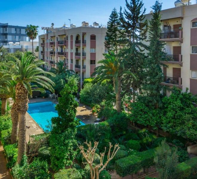 3 bedroom apartment for sale Hawaii Suntan complex Limassol