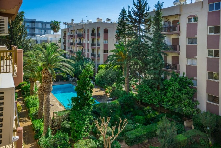3 bedroom apartment for sale Hawaii Suntan complex Limassol26