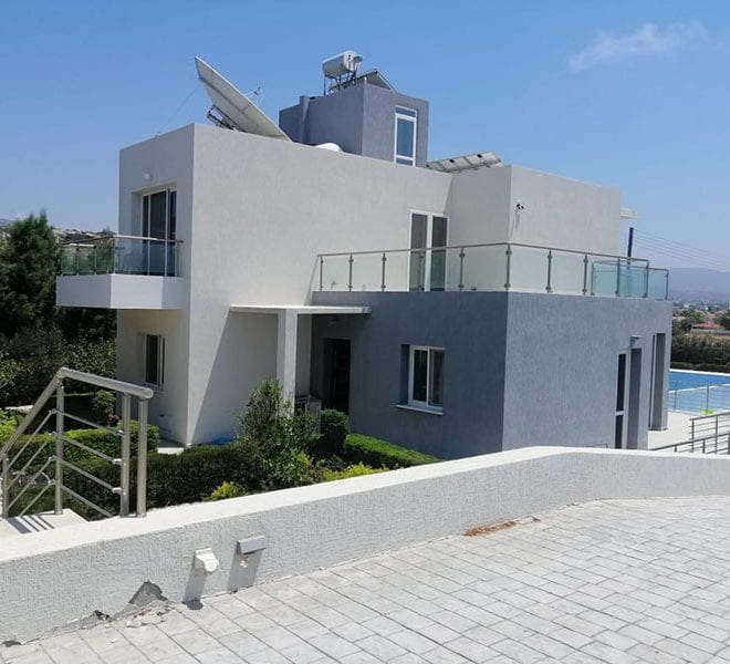 Luxury villa for sale in Peyia Sea Caves area