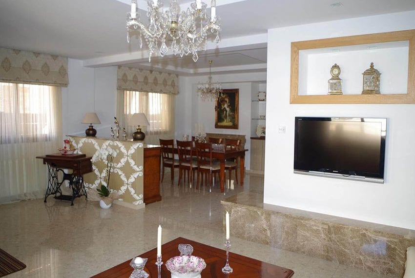 4 Bedroom House for sale Limassol Kato Polemidia 04