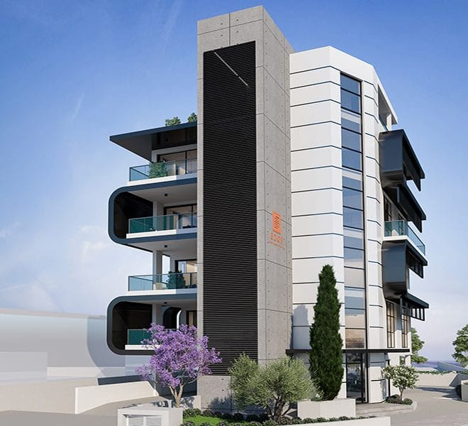 Modern commercial building for sale in Limassol