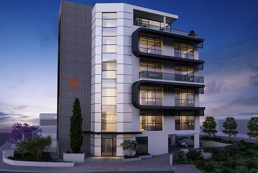 Modern commercial building for sale in Limassol01
