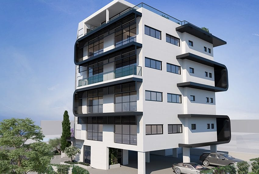 Modern commercial building for sale in Limassol04