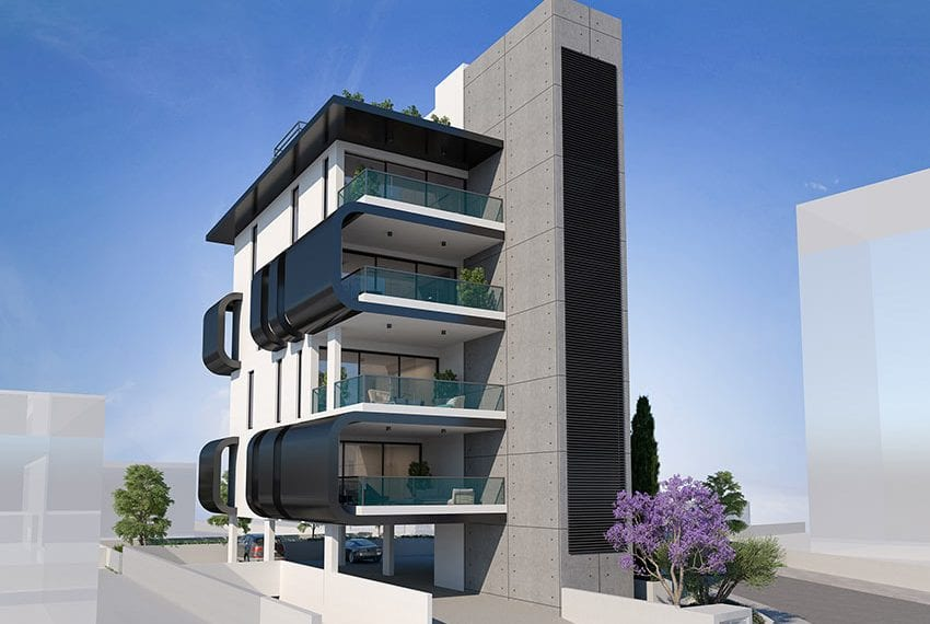 Modern commercial building for sale in Limassol05