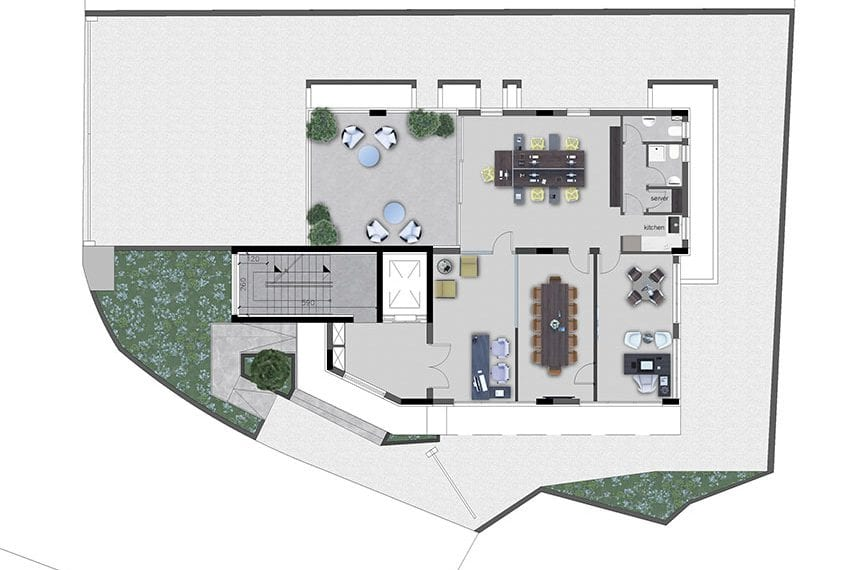 Modern commercial building for sale in Limassol23
