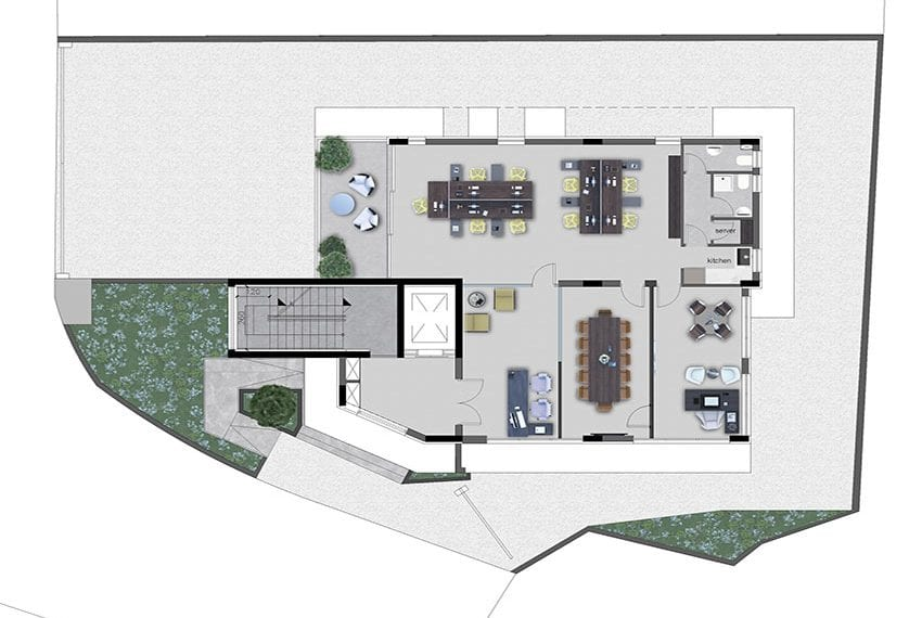 Modern commercial building for sale in Limassol26