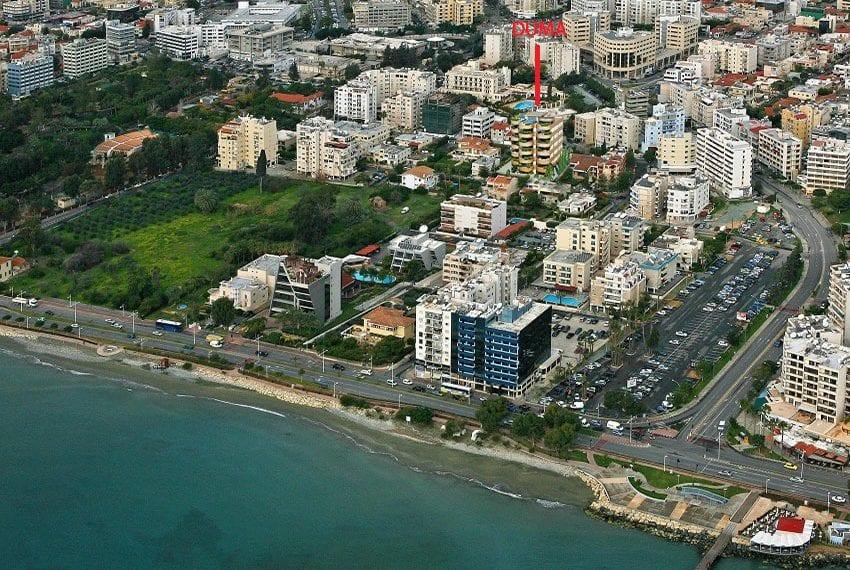 Duma residency Limassol modern 3 bedroom apartment for rent01