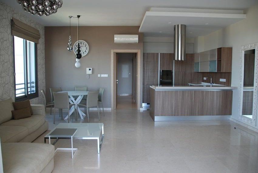 Duma residency Limassol modern 3 bedroom apartment for rent03